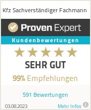 Erfahrungen & Bewertungen zu Kfz Sachverständiger Fachmann | Inh. M. Canbay