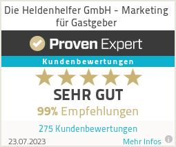 Erfahrungen & Bewertungen zur Marketingberatung Die Heldenhelfer in Wiesbaden