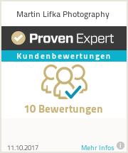 Erfahrungen & Bewertungen zu Martin Lifka Photography