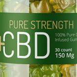 Pure Strength CBD Gummies