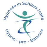 Hypnose in Schloß Holte | Hypno-pro-Balance logo