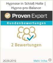 Erfahrungen & Bewertungen zu Hypnose in Schloß Holte | Hypno-pro-Balance