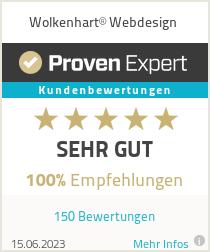 Erfahrungen & Bewertungen zu Wolkenhart Webdesign