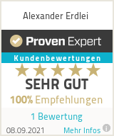 Erfahrungen & Bewertungen zu Alexander Erdlei