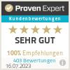 Erfahrungen & Bewertungen zu physioconcept | Praxis für moderne Physiotherapie Nürnberg