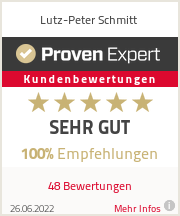 Erfahrungen & Bewertungen zu Lutz-Peter Schmitt