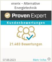 Erfahrungen & Bewertungen zu  enerix - Alternative Energietechnik
