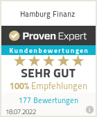 Erfahrungen & Bewertungen zu Hamburg Finanz