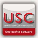 Gebrauchte Software U-S-C