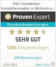 Erfahrungen & Bewertungen zu FALC Immobilien Ruhrgebiet West