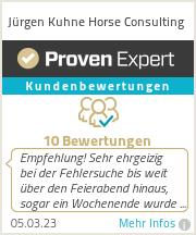 Erfahrungen & Bewertungen zu Jürgen Kuhne Horse Consulting