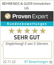 Erfahrungen & Bewertungen zu GUER-Immobilien