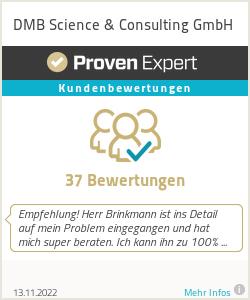 Erfahrungen & Bewertungen zu DMB Die MPU Berater GmbH