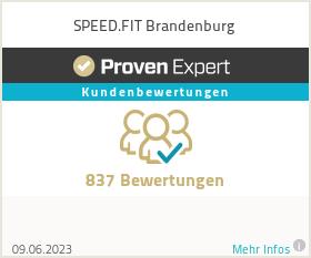 Erfahrungen & Bewertungen zu SPEED.FIT Brandenburg