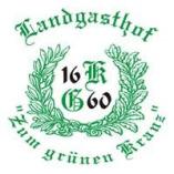 Landgasthof zum grünen Kranz