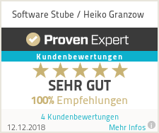 Erfahrungen & Bewertungen zu Software Stube / Heiko Granzow