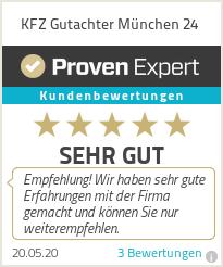 Erfahrungen & Bewertungen zu KFZ Gutachter München 24