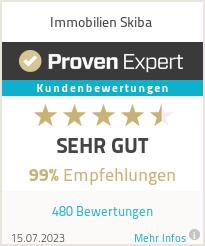 Erfahrungen & Bewertungen zu Immobilien Skiba