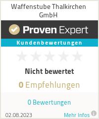 Erfahrungen & Bewertungen zu Waffenstube Thalkirchen GmbH