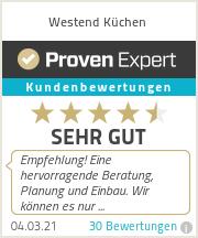 Erfahrungen & Bewertungen zu Westend Küchen