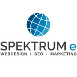 Spektrum E Webdesign logo