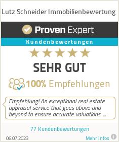 Erfahrungen & Bewertungen zu Lutz Schneider Immobilienbewertung