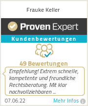 Erfahrungen & Bewertungen zu Frauke Hassel-Schmitz