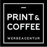 PRINT&COFFEE logo