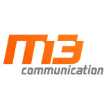 M3-Communication logo