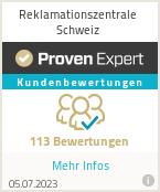 Erfahrungen & Bewertungen zu Reklamationszentrale Schweiz