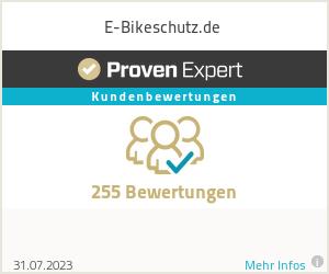 Erfahrungen & Bewertungen zu E-Bikeschutz.de