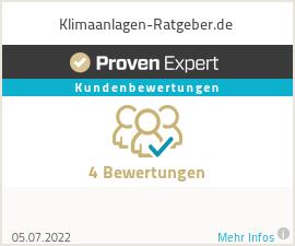 Erfahrungen & Bewertungen zu Klimaanlagen-Ratgeber.de