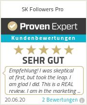 Erfahrungen & Bewertungen zu SK Followers Pro