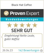 Erfahrungen & Bewertungen zu Black Hat Coffee