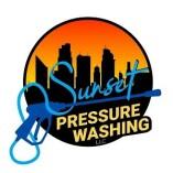 sunset pressure washing