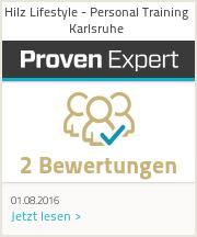 Erfahrungen & Bewertungen zu Hilz Lifestyle - Personal Training Karlsruhe