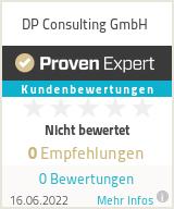 Erfahrungen & Bewertungen zu DP Ventures GmbH
