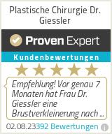 Erfahrungen & Bewertungen zu Plastische Chirurgie Dr. Giessler