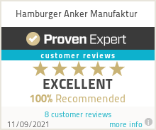 Ratings & reviews for Hamburger Anker Manufaktur