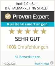 Erfahrungen & Bewertungen zu André Große
