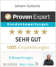 Erfahrungen & Bewertungen zu Johann Gutsche