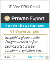 Erfahrungen & Bewertungen zu IT Büro Illig