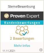 Erfahrungen & Bewertungen zu SterneBewerbung - Cathrin Eggers