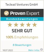 Erfahrungen & Bewertungen zu Teclead GmbH