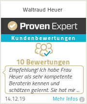 Erfahrungen & Bewertungen zu Waltraud Heuer