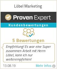 Erfahrungen & Bewertungen zu Löbel Marketing