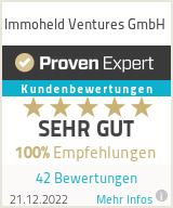 Erfahrungen & Bewertungen zu Immoheld GmbH