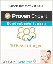 Erfahrungen & Bewertungen zu NaSch Kosmetikstudio