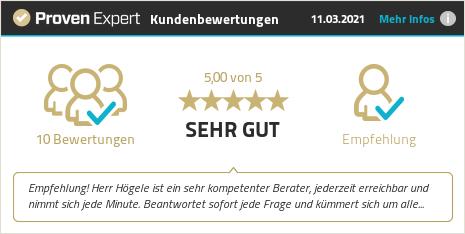 Kundenbewertungen & Erfahrungen zu Clemens Högele. Mehr Infos anzeigen.